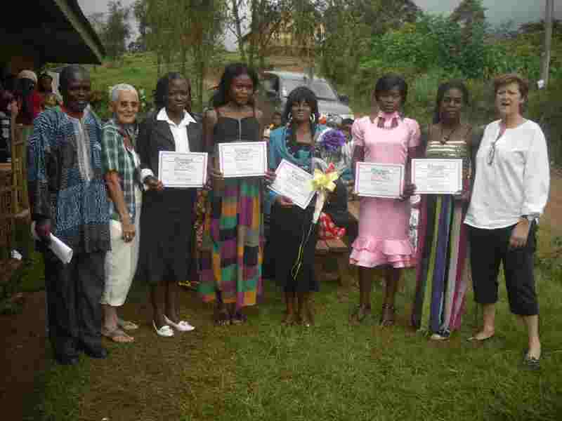 Graduation, gmmafrica, Informatik