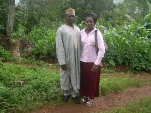 Chiakuo Emmanuel and Wife, Jecenta. (MENTORS).