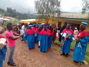 GMM EnKindle Cameroon Graduation 2017 3